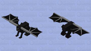The Nightmare ಠ⌣ಠ (Wingless version in description) Minecraft Mob Skin
