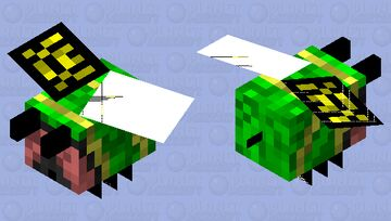 CaterFly Minecraft Mob Skin