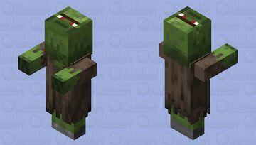 Ooo look! a plane! Minecraft Mob Skin