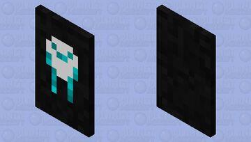 Cyan Jeff Symbol Minecraft Mob Skin