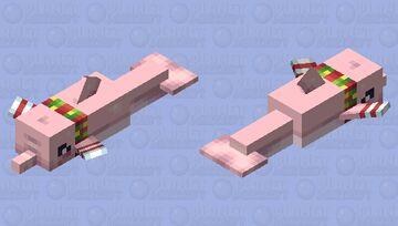 ~✿~ Hot choco ? || Dolphin Minecraft Mob Skin
