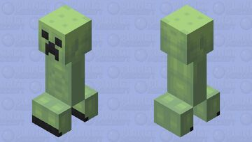 oh i guess this is a feature now Minecraft Mob Skin