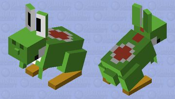 Yoshi 2.0 Minecraft Mob Skin