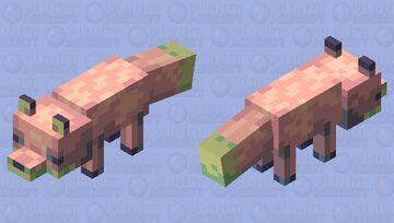 The Magical Fox Minecraft Mob Skin