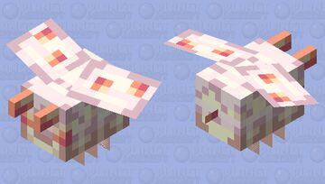 Shortcake - Bee Battle Minecraft Mob Skin