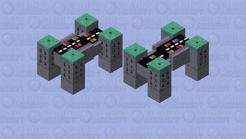 bridge boys! Minecraft Mob Skin