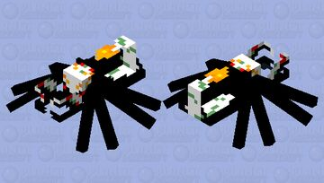 DeathStalker Grimm Rwby Minecraft Mob Skin