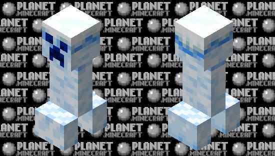 Sleety Soileteafer Minecraft Skin