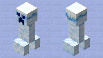 Sleety Soileteafer Minecraft Mob Skin