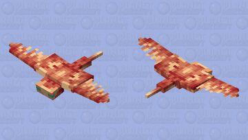 Phoenix Minecraft Mob Skin