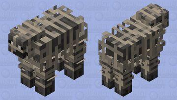 Mummified Sheep Minecraft Mob Skin