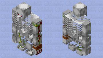 Skele-golem Minecraft Mob Skin