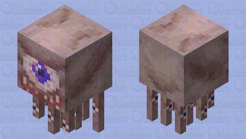 Beholder Ghast Minecraft Mob Skin