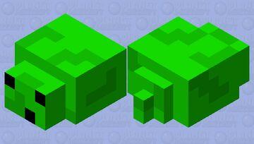 Tiny Slime Minecraft Mob Skin