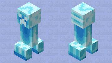 Gelid Weepateafer Minecraft Mob Skin