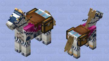 Majespecter Unicorn – Kirin Minecraft Mob Skin