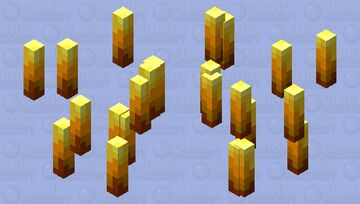 Blaze Rods (Mob) Minecraft Mob Skin