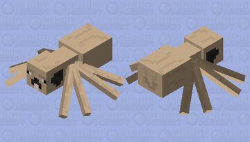 pug Minecraft Mob Skin