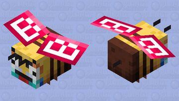 B Minecraft Mob Skin