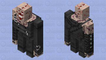 NEMESIS Minecraft Mob Skin