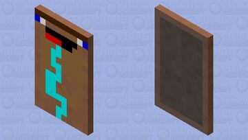 Cape of the noobs Minecraft Mob Skin