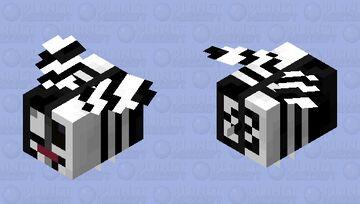 Hypno-Bee Minecraft Mob Skin
