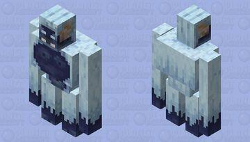 Yeti Minecraft Mob Skin