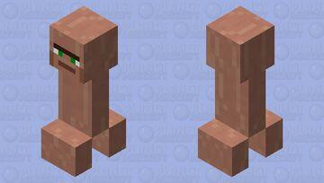 Veeper Minecraft Mob Skin