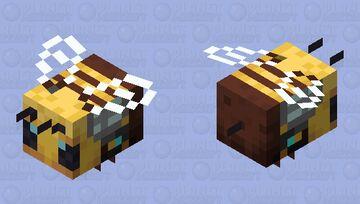 Weaponized Bee Minecraft Mob Skin