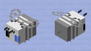sans bee Minecraft Mob Skin