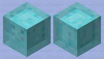 Cold Slime Minecraft Mob Skin