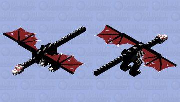 Rwby Grimm Dragon Minecraft Mob Skin