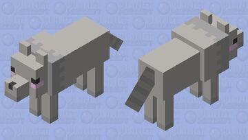 simple doggo-   LilyBlossom6 Minecraft Mob Skin