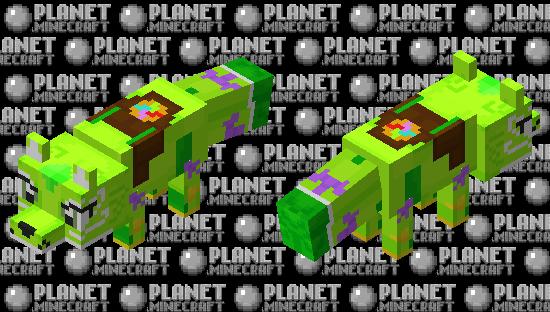 [Elementals] Earth Fox Minecraft Skin