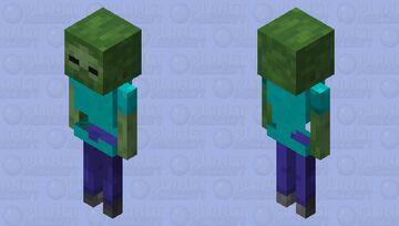 Disguised skeleton Minecraft Mob Skin