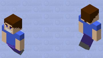 I fear no man, but this thing I made... It scares me. Minecraft Mob Skin