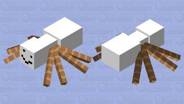 Snowder Minecraft Mob Skin