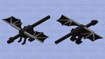Death Dragon Minecraft Mob Skin