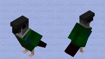 Tofu Minecraft Mob Skin
