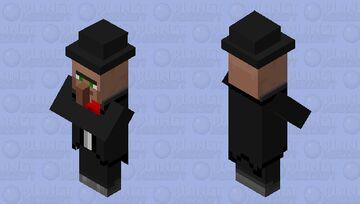 Magician Minecraft Mob Skin