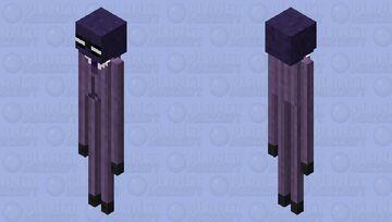 Enderspy Minecraft Mob Skin