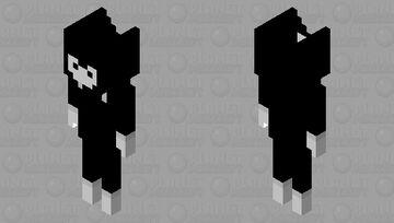 Bendy Minecraft Mob Skin