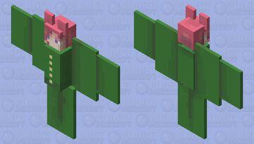 kakyoin bat - on popreel, as it should be Minecraft Mob Skin