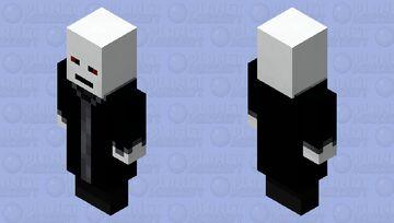 Voldemort Minecraft Mob Skin