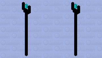 ice rod Minecraft Mob Skin