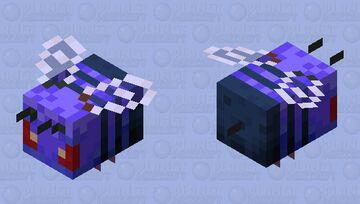 Vile Bee Minecraft Mob Skin