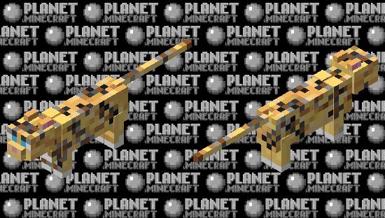 Cheetah Minecraft Skin