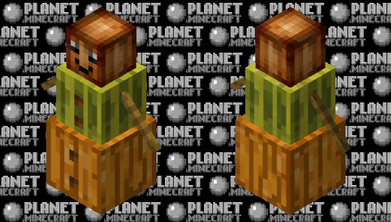 Garden Golem (CE) Minecraft Skin