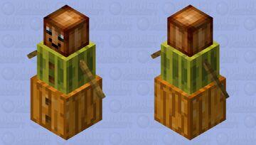 Garden Golem (CE) Minecraft Mob Skin