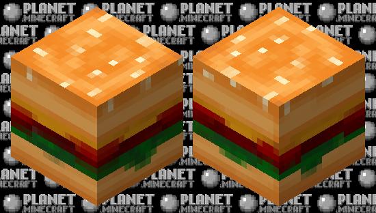 Burgie Minecraft Skin